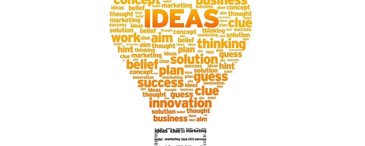 Words – Ideas