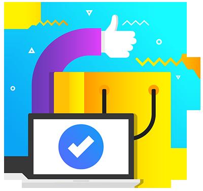 Achieve Valuable Credibility - Icon - Egenz.com