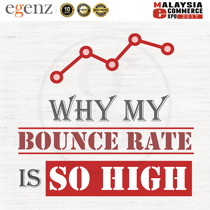 Why My Bounce Rate Is So High?