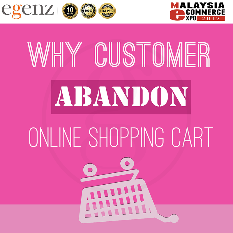 8 Factors Why Customer Abandon Online Shopping Cart