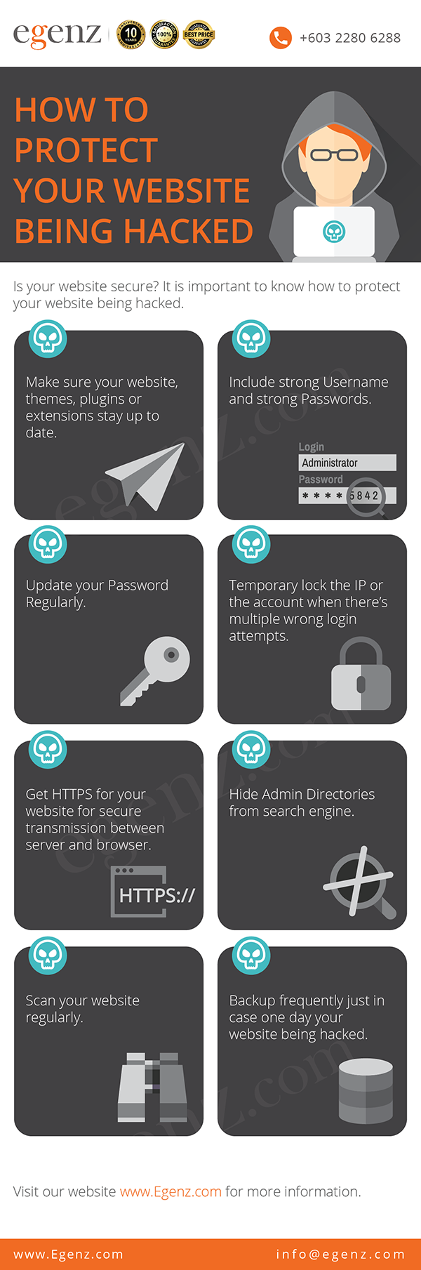 Infographic-How-to-protect-your-Website-being-hacked-Egenz.com