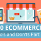 20-Ecommerce-Dos-and-Donts-Part 2-Feature-Image