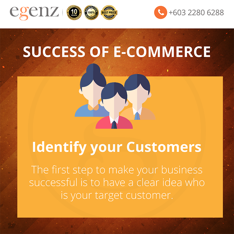 1 Identify Your customers