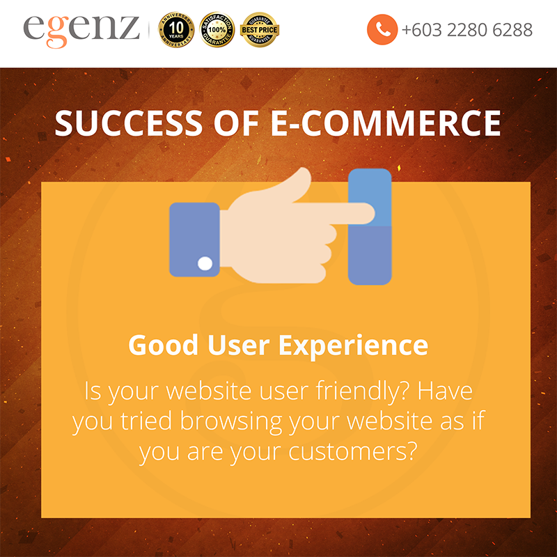 12 Good User Experience