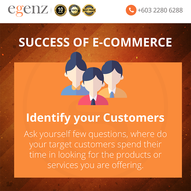 2 Identify your customers