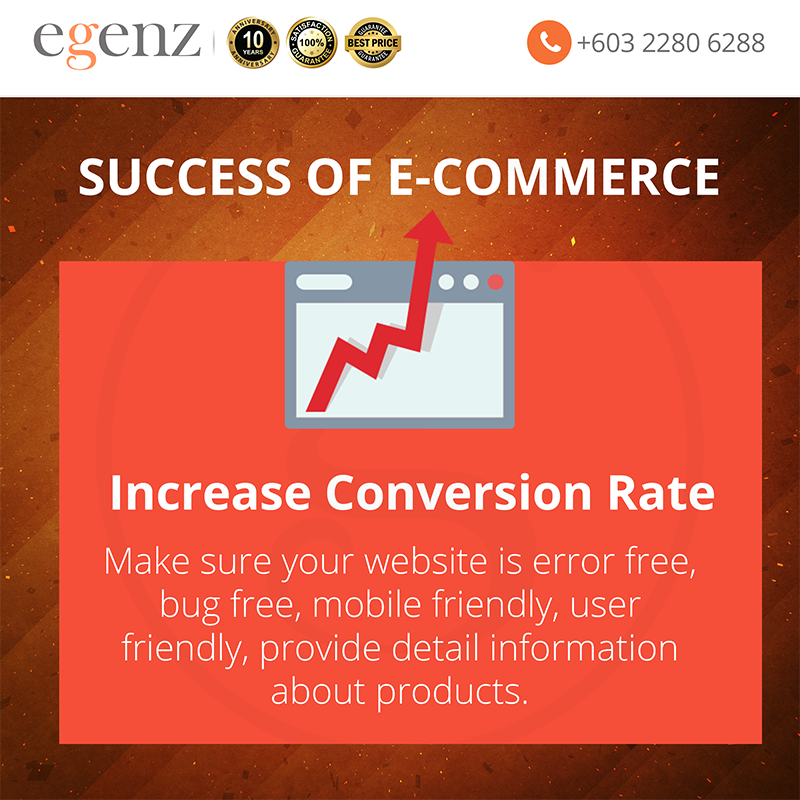 7 Increase Conversion Rate