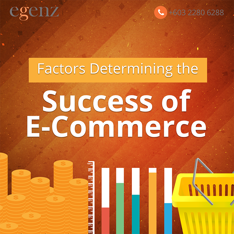 Factors Determining the Success of E-Commerce Business