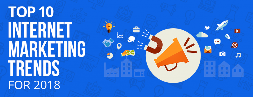 Top 10 Internet Marketing Trends- Egenz.com