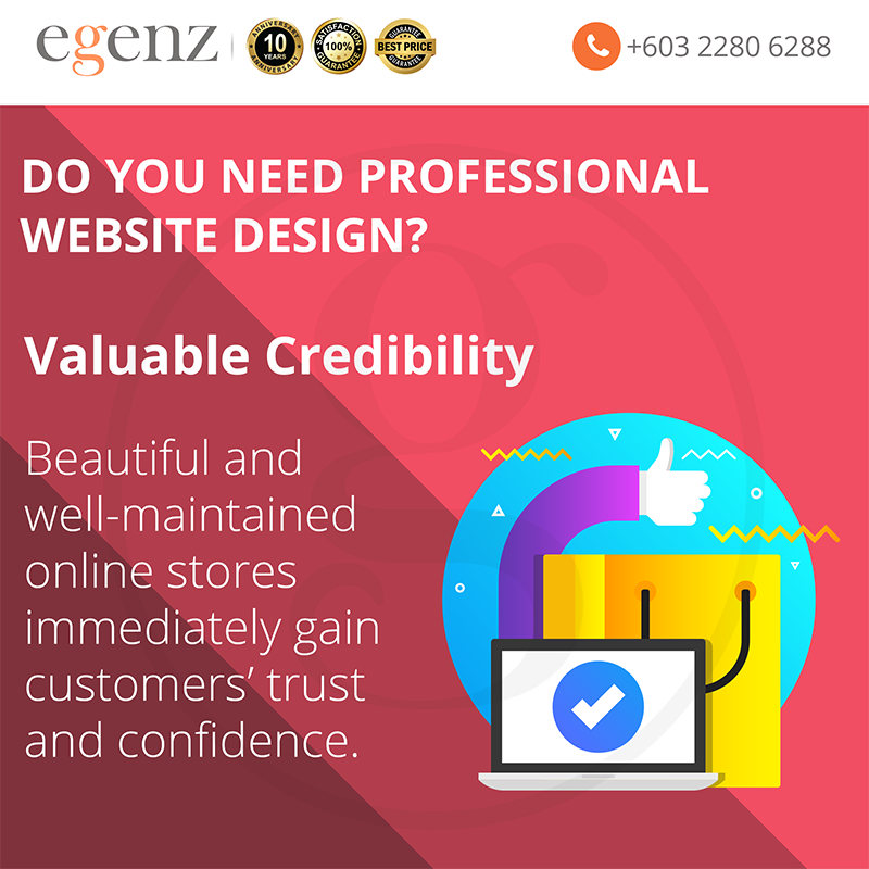 Valuable Credibility